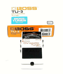 Picture of Boss TU-3 Chromatic Tuner