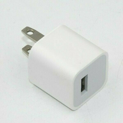 Picture of OEM Authentic Apple 5W USB Power Adapter Charger Wall Plug Cube for iPhone iPod