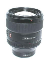 Picture of Used! Sony FE 85mm f/1.4 GM Lens SEL85F14GM