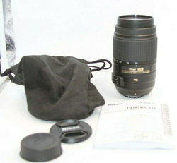 Picture of Used | Nikon DX NIKKOR 55-300mm f/4.5-5.6 G ED VR AF-S Lens