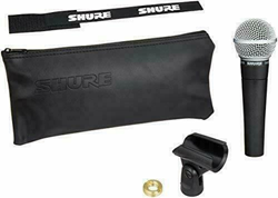 Picture of Shure SM58 Dynamic Handheld Vocal Microphone