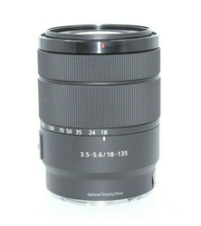 Picture of Used | Sony E 18-135mm F3.5-5.6 OSS APS-C E-mount Zoom Lens