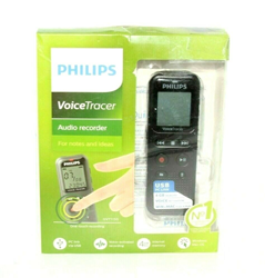 Picture of Used | Philips Voice Tracer Audio Recorder DVT1150 - 4GB - Black