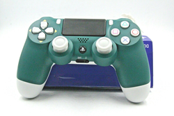 Picture of PlayStation DualShock 4 Wireless Controller - Alpine Green NOT TESTED