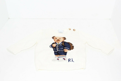 Picture of Used | Boys Polo Ralph Lauren Sweater 6 Months - Beige
