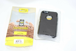 Picture of OTTERBOX Defender Series Case for iPhone 6/6s - Black (77-52133)