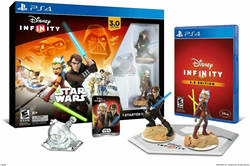 Picture of Disney Infinity Star Wars Starter Pack 3.0 Edition PS4 PlayStation 4 Disc Game