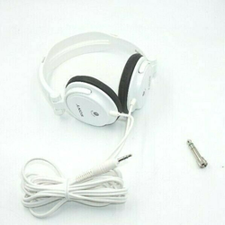 Picture of SONY MDR-V150 WHITE Monitoring DJ Stereo Headphones GENUINE