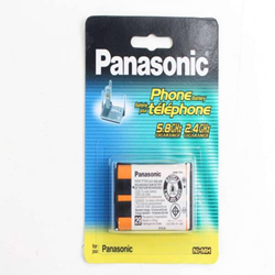 Picture of New Genuine Panasonic HHRP104A Replacement Telephone Battery