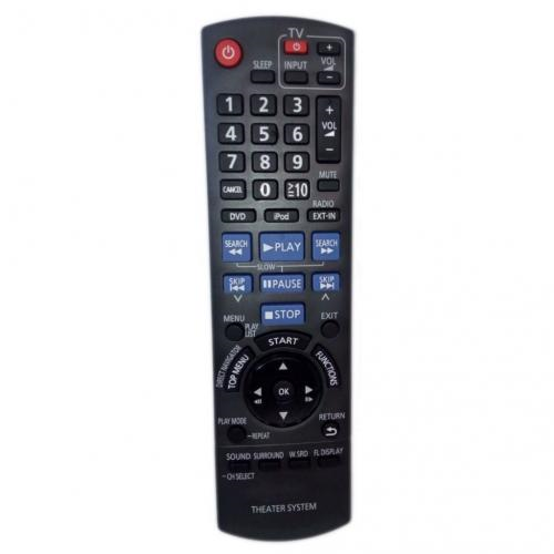 Picture of New Genuine Panasonic N2QAYB000514 Theater System Remote
