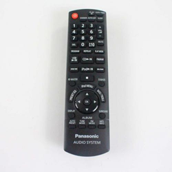 Picture of New Genuine Panasonic N2QAYB000429 Audio System Remote Control