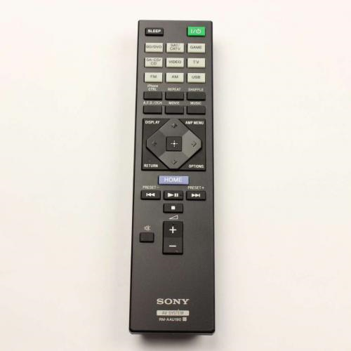 Picture of New Genuine Sony 149270511 Remote Control Rmaau190