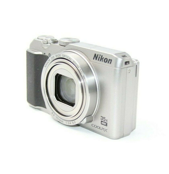 Picture of Broken | Nikon Coolpix A900 4K HD Wi-Fi Digital Camera Silver - 1110