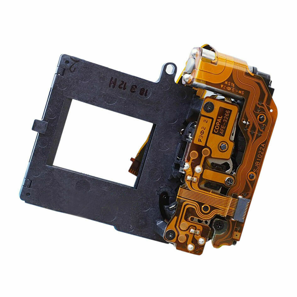 Picture of Panasonic LUMIX DC-GH5 Shutter Assembly Group Part