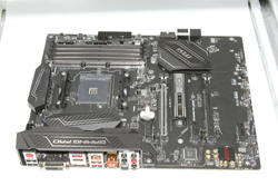 Picture of MSI B350 GAMING PRO CARBON Computer Motherboard E-sports Game DDR4