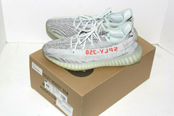 Picture of Adidas Boost Yeezy 350 V2 Blue Tint Sz 10.5 Used