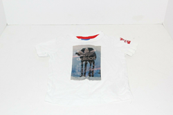 Picture of Used | Boys Adidas T-Shirt 6-9 Months - White