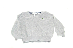 Picture of Used | Boys Lacoste Sweater 2T - Gray