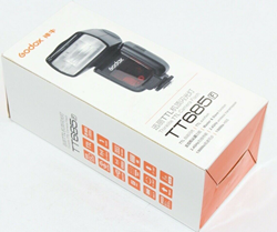 Picture of Godox TT685F TTL 2.4G 1/8000 HSS Flash Speedlite for Fujifilm Cameras Fuji