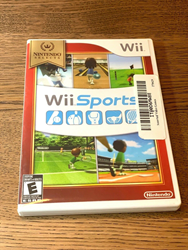Picture of Nintendo Wii Sports (Wii, 2006) Wii Disc