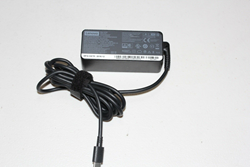 Picture of Lenovo 45W ThinkPad X1 DLX45YLC2A Type C USB C Charger Power Adapter US