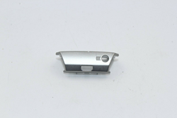 Picture of Xbox One Elite 1698 Controller Replace Part - Silver Mount for LB RB Buttons