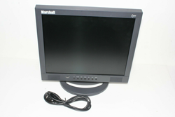 "Picture of Marshall M-LYNX-17 17"" A/V LCD Monitor with 2x Composite, Component, VGA, HDMI"