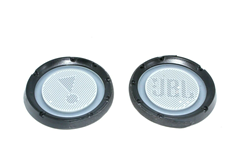 Picture of Original JBL Flip 4 Replacement Part - Passive Radiator (Left and Right) Gray