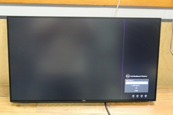 Picture of With Defect - Dell UltraSharp U2720Q 27 Inch 4K UHD LED Backlit LCD IPS Monitor