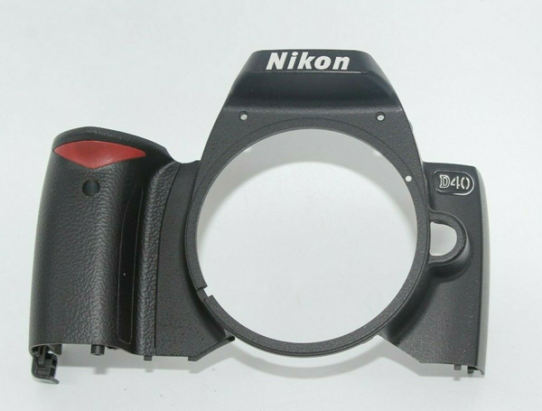 Picture of Nikon D40 Front Cover Replacement Part