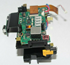 Picture of Nikon D5300 Power Supply PCB Board with Battery Box Replacement Part, Picture 2