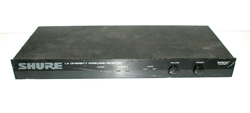 Picture of Broken | Shure Marcad L4 Diversity Wireless Receiver 183.600 MHz