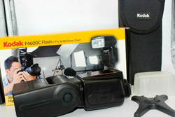 Picture of Kodak F4600C Flash E-TTL 18-180 Power Zoom for Canon E-TTL