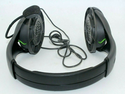 Picture of Broken PDP LVL50 Wired Stereo Gaming Headset for XBOX - Gray/Black