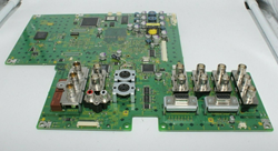 Picture of Used Panasonic BT-LH2600 WP Main Board
