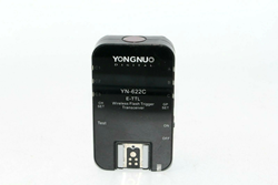 Picture of Broken YongNuo YN622C Wireless E-TTL Flash Trigger Transceiver For Canon