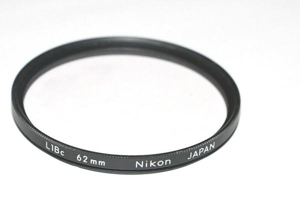 Picture of Nikon 62mm L1bc Skylight UV Filter