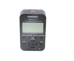 Picture of Used YongNuo YN622C-TX E-TTL Wireless Flash Controller For Canon