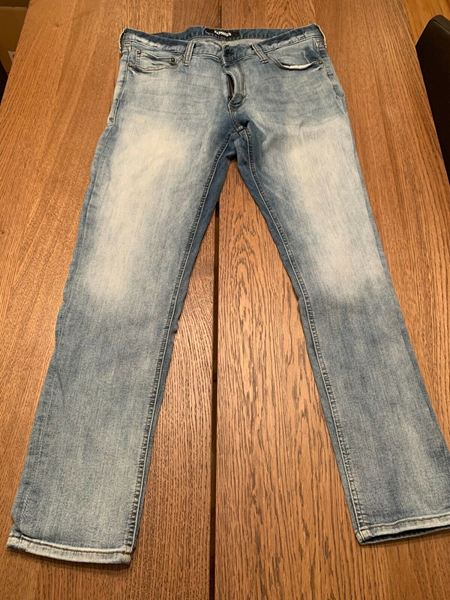Picture of Express Stretch+ / Skinny Blue Men's Jeans Size 34x30