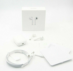 Picture of Apple AirPods 1st Gen. Bluetooth Headset - White (MMEF2AM/A) 1105