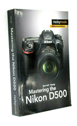 Picture of Mastering The Nikon D500