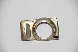 Picture of FUJI Fujifilm F500 Front Cover in Gold Repair Part