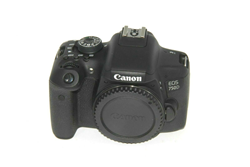 Picture of Canon EOS T6i/750D 24.2MP DSLR Camera - Black (Body Only) Only 68 Clicks!!