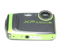Picture of Fujifilm FinePix XP125 16.4MP Digital Camera (Lime) - For Parts or Repair #1103-