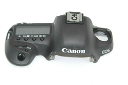 Picture of Canon 5D Mark IV Top Cover Replacement Part CG2-5251-000