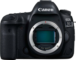Picture of Canon EOS 5D Mark IV / MK 4 DSLR Camera (Body Only)