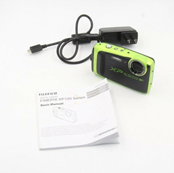 Picture of Fujifilm FinePix XP120 16.4MP Digital Camera For Parts Or Repair