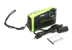 Picture of Used | Fujifilm FinePix XP90 Waterproof Digital Camera (Lime) | 1000 | 6093