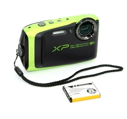 Picture of Used | Fujifilm FinePix XP90 Waterproof Digital Camera (Lime) | 1000 | 1158