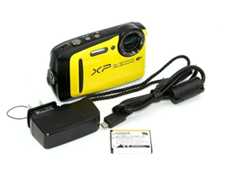 Picture of Used | Fujifilm FinePix XP90 Waterproof Digital Camera (Yellow) | 1000 | 3961
